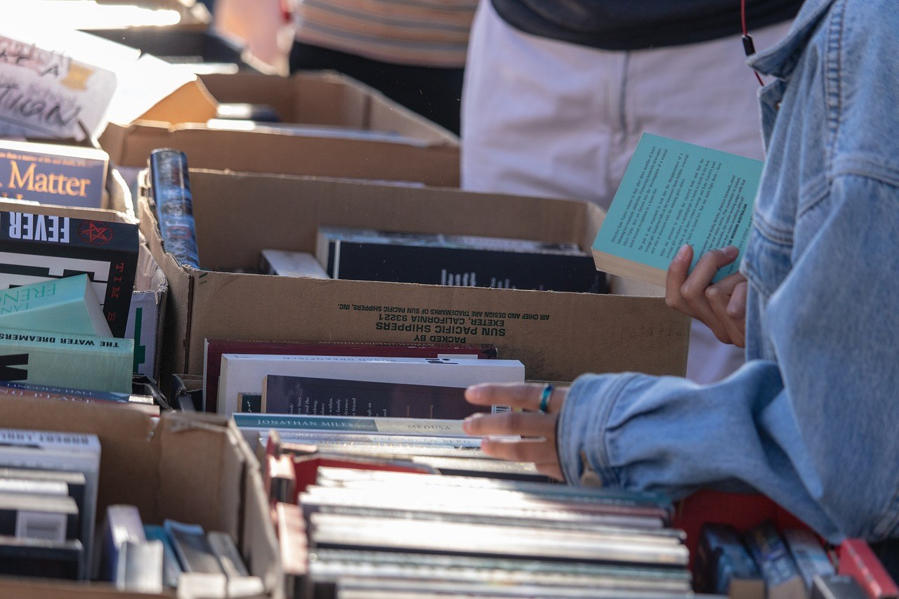 Annual Book Sale Postponed