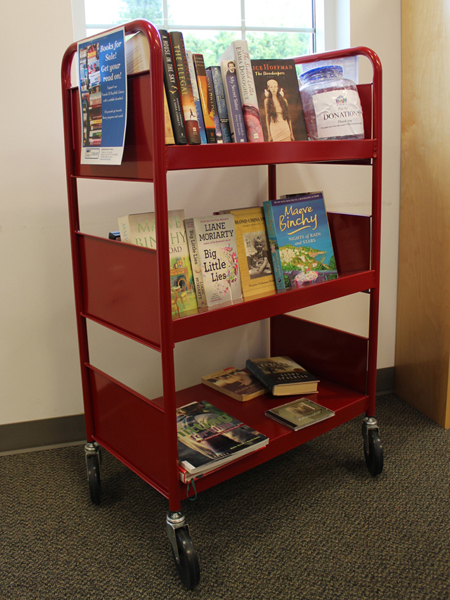 The Red Cart is Back!